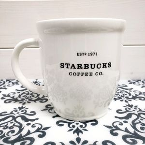 Starbucks 18oz mug